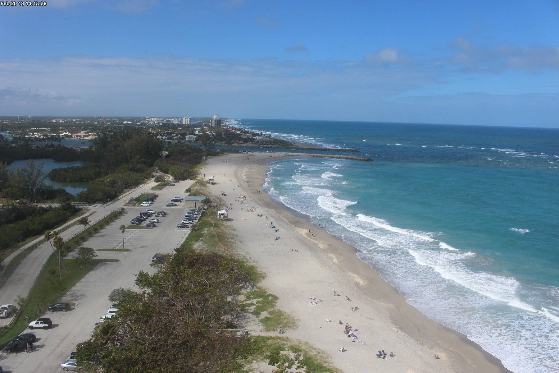 Jupiter Inlet Beach